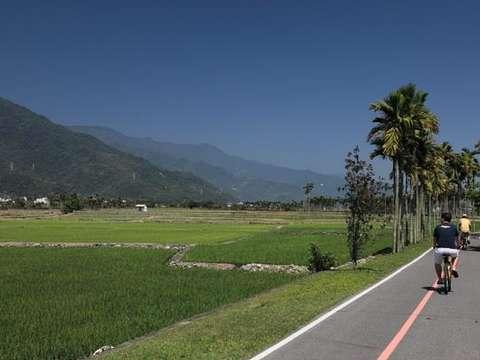 Guanshan Township Loop Bike Lane