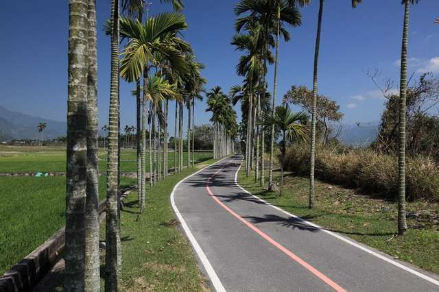 Guanshan Township Loop Bike Lane