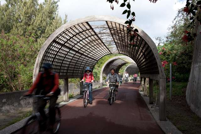Taitung City Loop Bike Lane