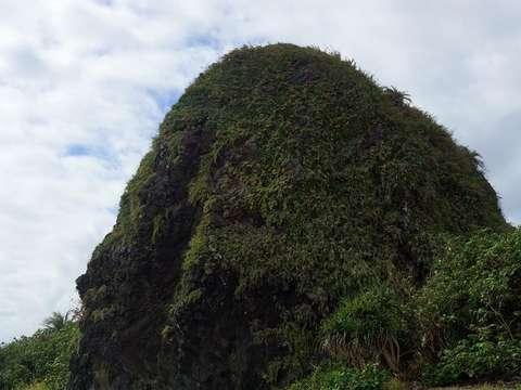 大峰峰火山頸